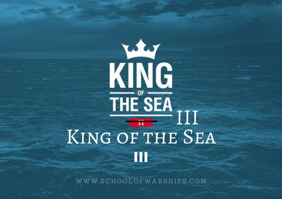 Here comes King of the Sea III!