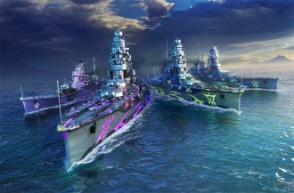 Arpeggio of blue steel ship Reviews at School of Warships
